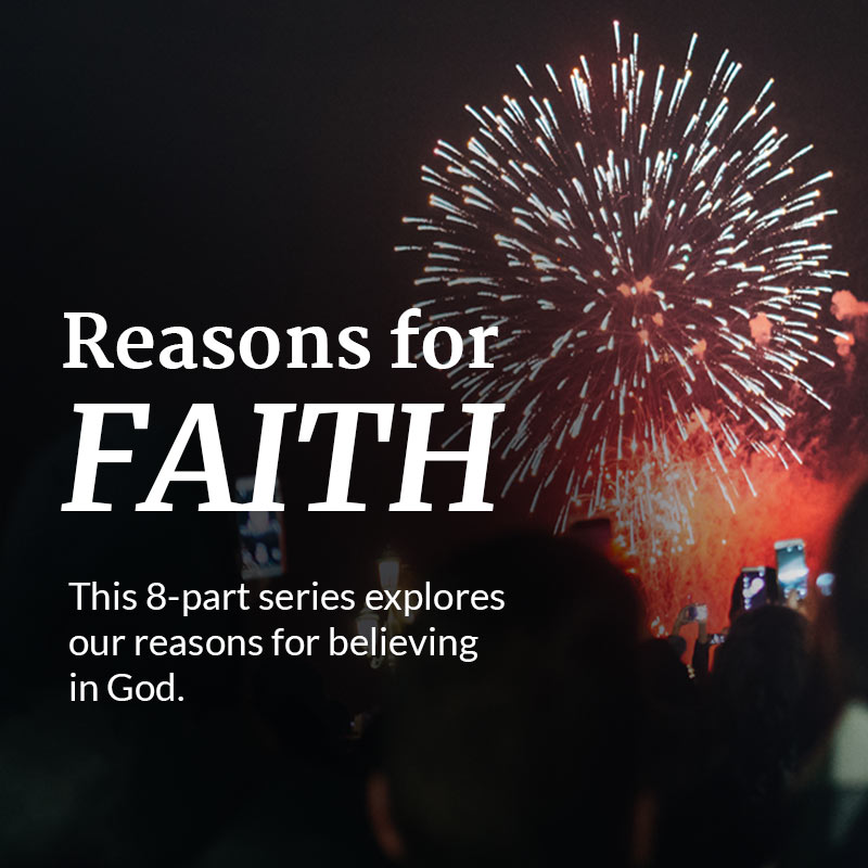 Reasons for faith mobile hero image